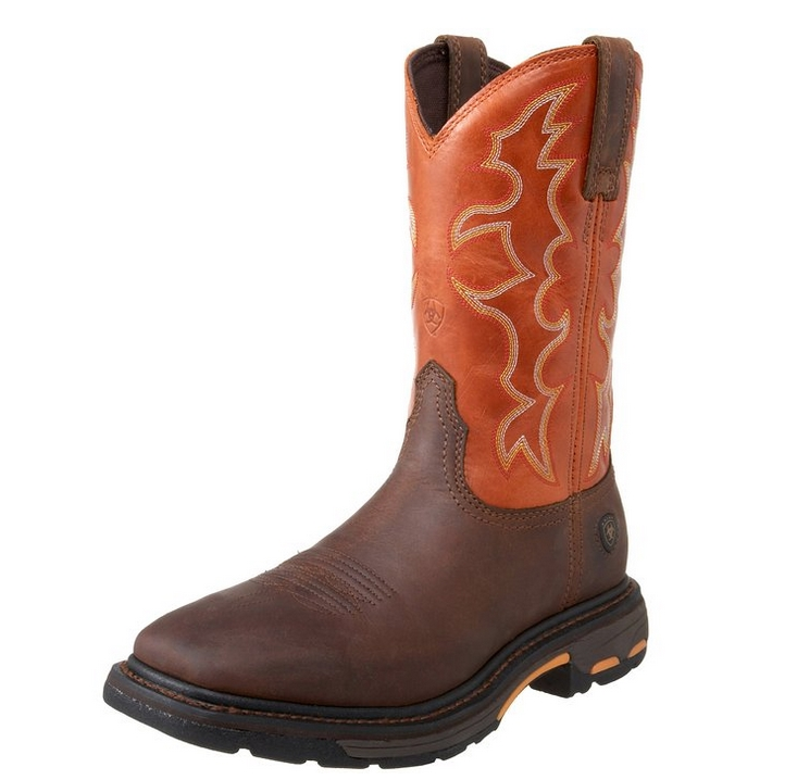 Square Toe Western Boots Review | Workhog H20