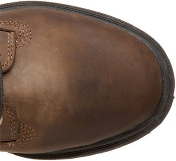 6 steel toe boots