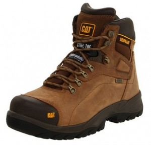 Caterpillar Steel Toe Waterproof Work Boots Review