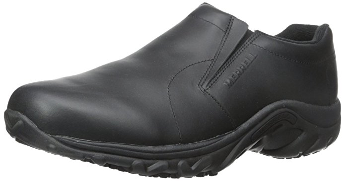 Merrell Men's Jungle Moc Pro Grip Work Shoe