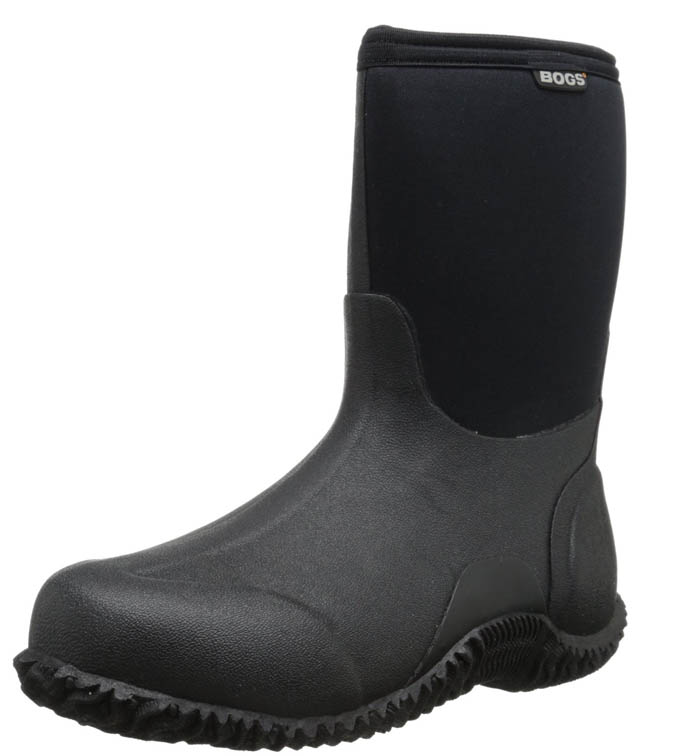 mid calf work boots