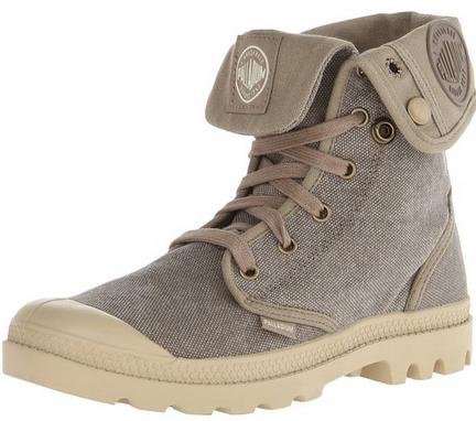 53a5722bc215 Palladium Womens Canvas Boots Review