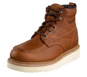 Men's Wolverine Work Boots Review ( Model W08288 )