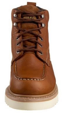 mens wolverine work boots
