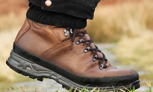 best way to break in boots