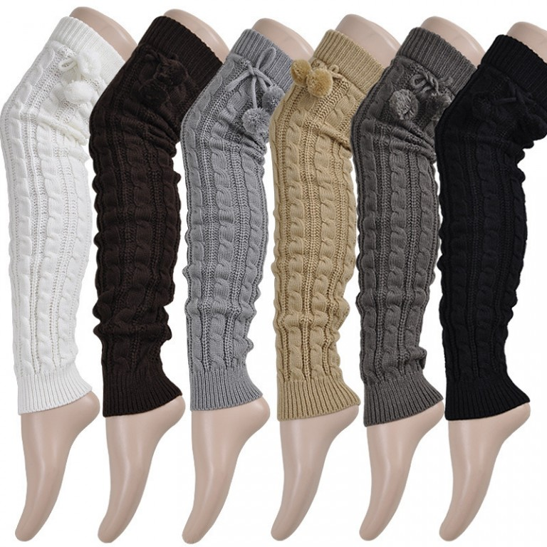 Difference Between The Socks & Leg Warmers?