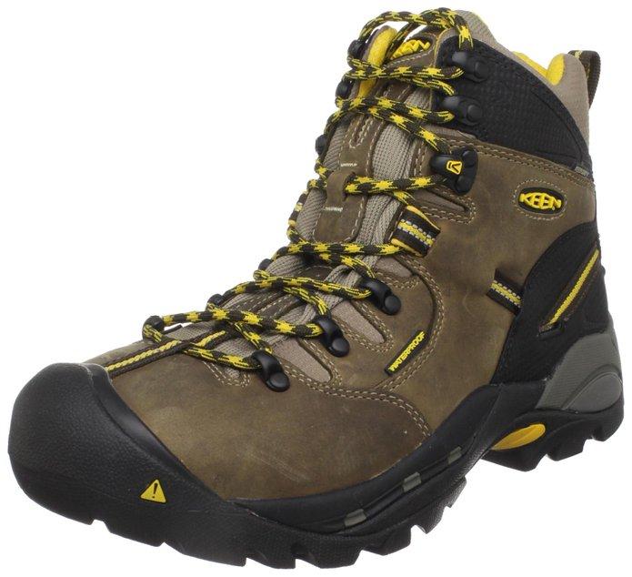 Keen steel toe boots