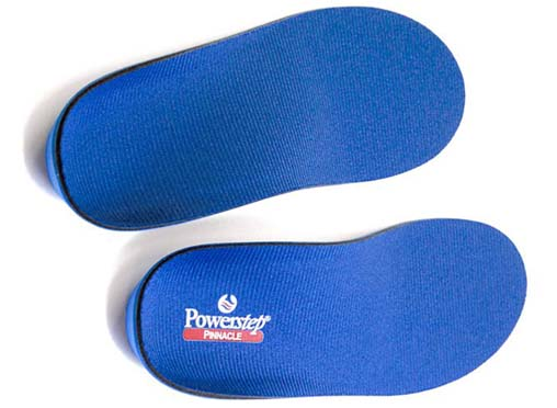 Powerstep Pinnacle Premium Orthotic Insoles