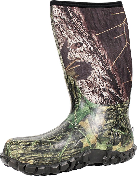 Bog's Men's Classic High Camo Winter Snow Boot