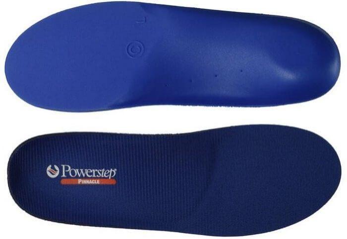Powerstep Full Length Orthotic Shoe Insoles