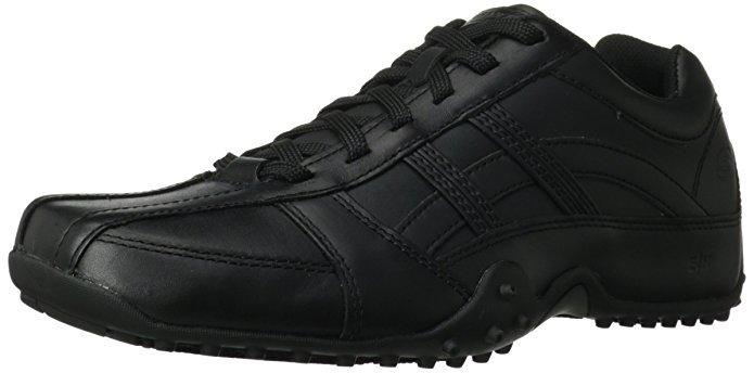 Skechers for Work Men's Rockland Systemic Slip Resistant Shoe