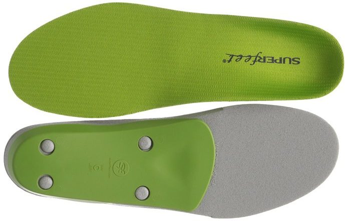 The Superfeet Green Heritage Insole