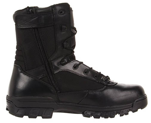 Bates Tactical Zip Boot