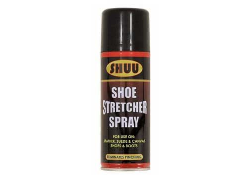 Stretch spray